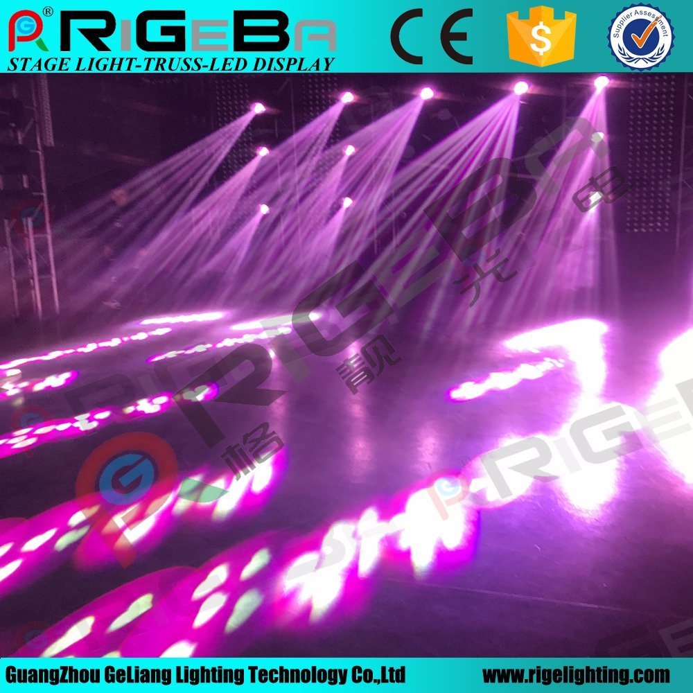 Prism King 350W Pattern Spot Beam Moving Head Stage Light
