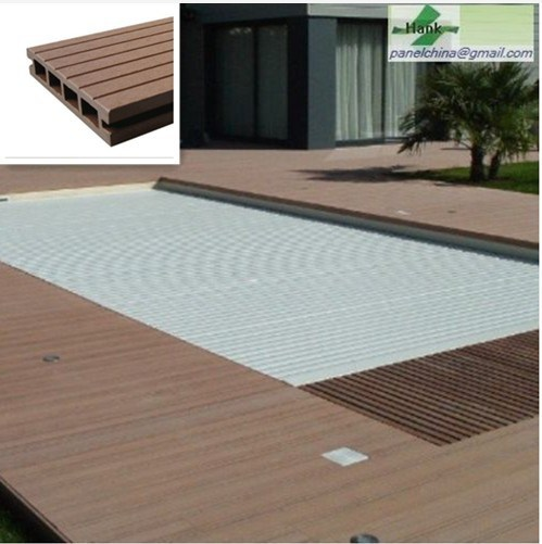 China composite decking garden building material china for Best composite decking material