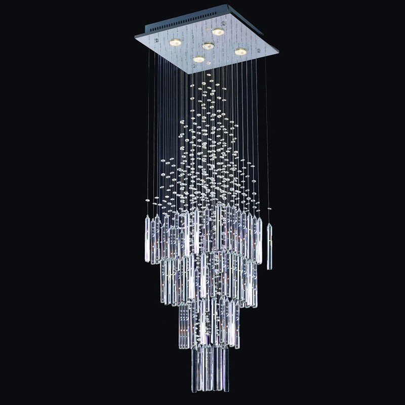 Crystal Ceiling Lamp for Decoration Lighting (GD-8003-5)