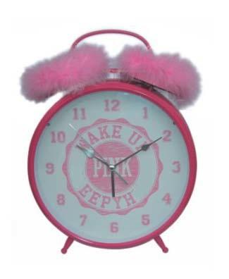 Metal Bell Alarm Clock (KV211S)