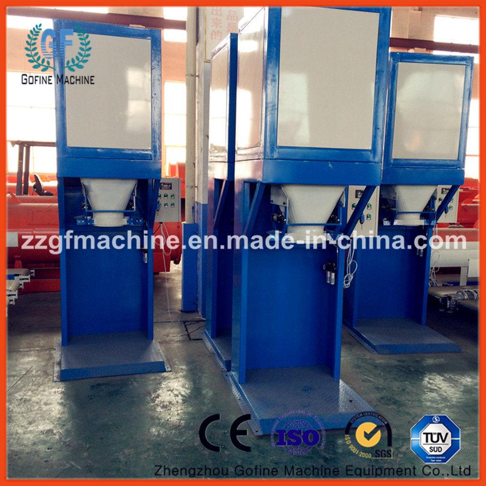 Powder Fertilizer Packing and Sealing Machine