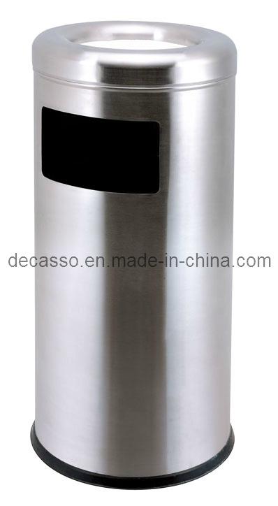 Hot Sale Stainless Steel Dustbin (DK38)