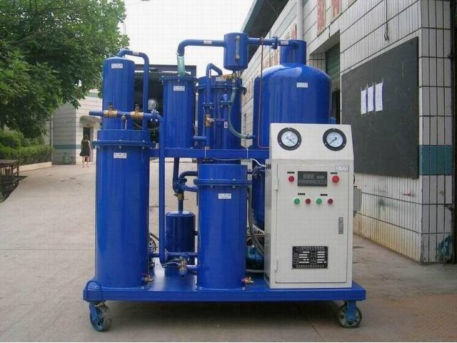 Tya Gear Oil Purification System/Multi-Function Vacuum Lubricant Oil Purifier