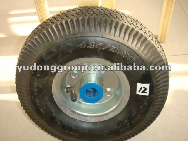 Sale Small Penaumtic Wheel Barrow Wheels/Tires 4.10/3.50-4