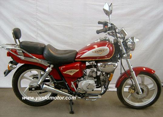 100cc, 110cc, 125cc Cruiser Motorcycle