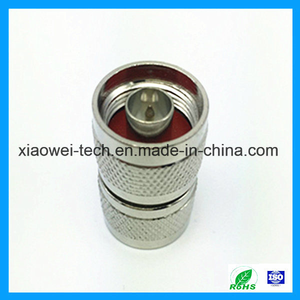 Male Wire Cable RF Coaxial BNC Connector