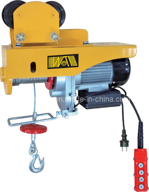 Electric Hoist with Trolley (WT-500/1000D)