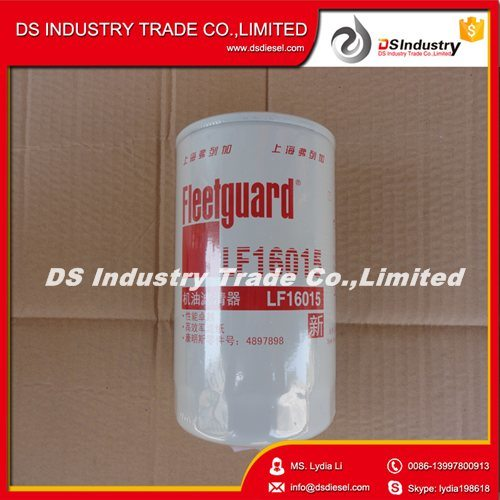 Genuine Fleetguard Lube Filter 4897898 Lf16015 H19W10 for Truck