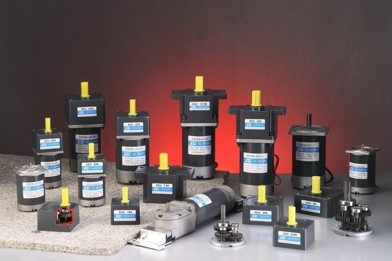 ZD Motor, DC motor, AC motor, many types of motor