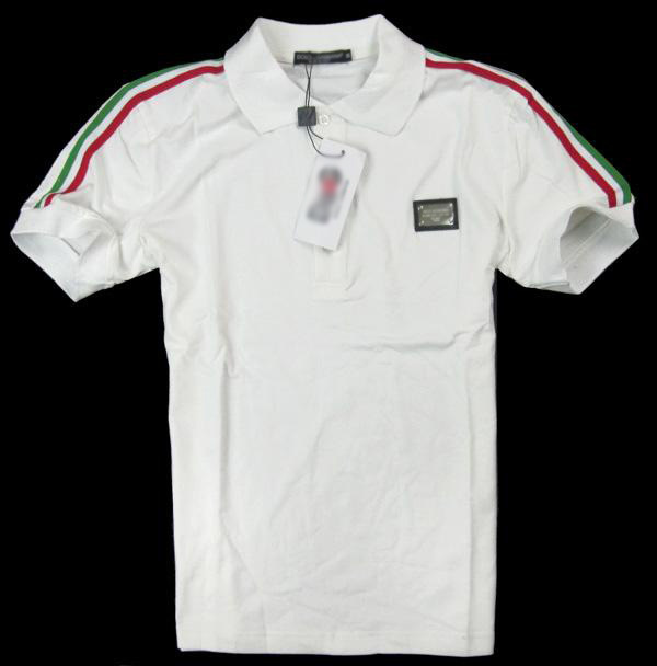 China brand polo t shirt white brand new 009 china for Branded polo t shirts
