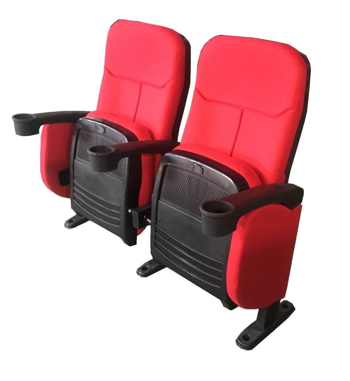 Cinema Hall Chair Auditorium Seat Cheap Movie Theater Seating (SPT)