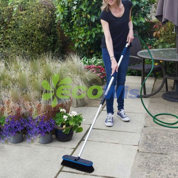 Caravan Car Cleaning Telescopic Brush Broom
