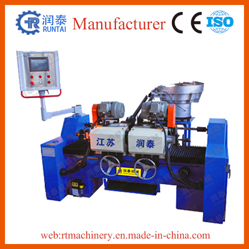 Rt-50fa Precision Double-Head Chamfering Machine