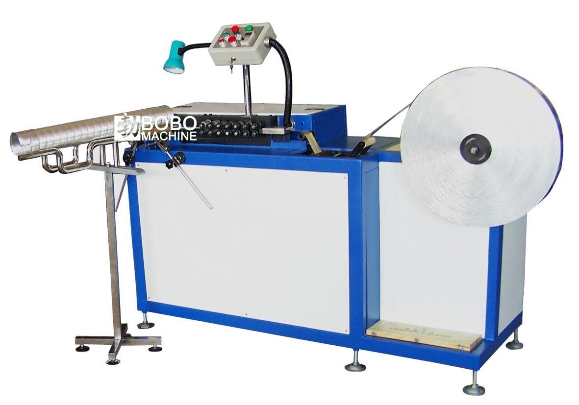 #0E4EB5 de produto duto de aluminio flexivel espiral que faz a maquina  860 Maquina De Fabricar Janela De Aluminio