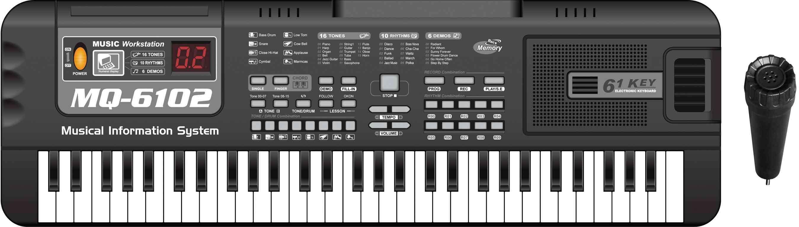 Learning keyboard by ear 05
