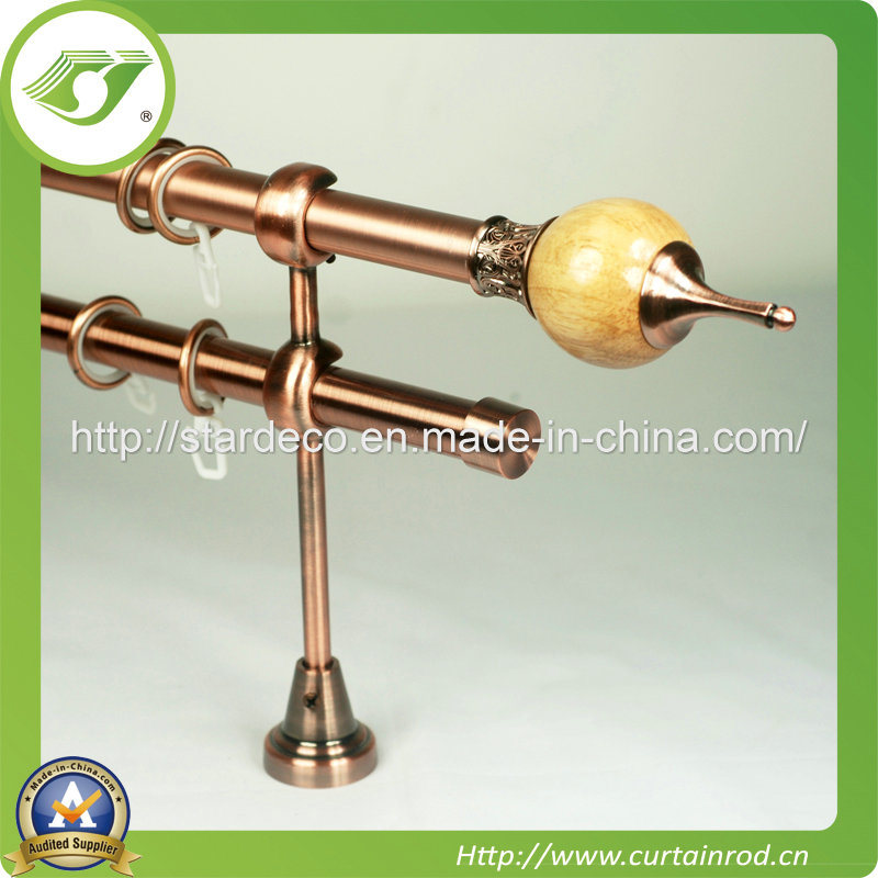 Spring Loaded Curtain Rods T442 China Spring Loaded Curtain Rods Metal Curtain Rod
