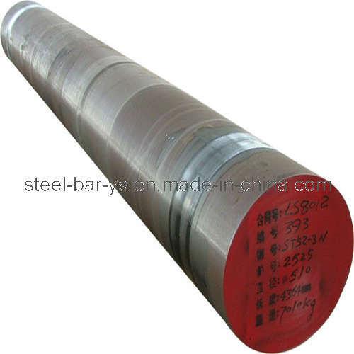 China forged round bar s j g st n