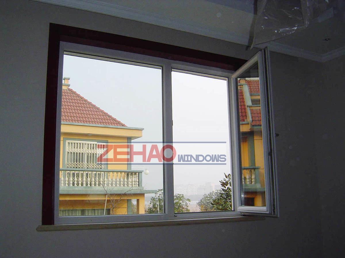 China Pvc Windows : Pvc casement windows china