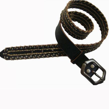 Classic Men PU Waist Belt (JYB-27027)