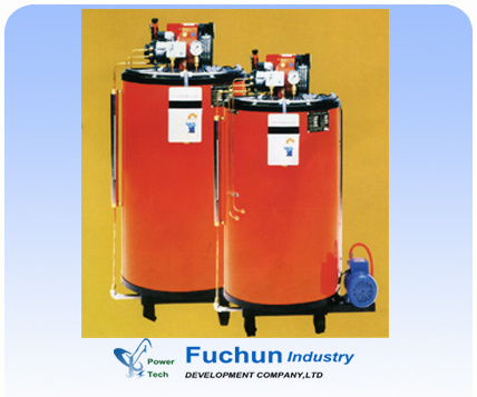 Oil/Gas Steam Boiler