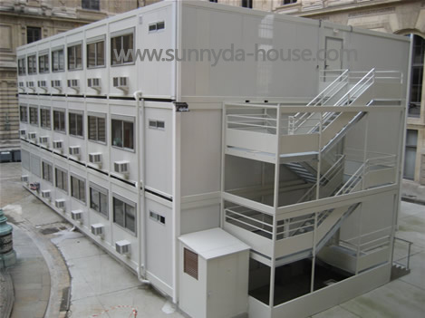 Container House (SA10-0181)