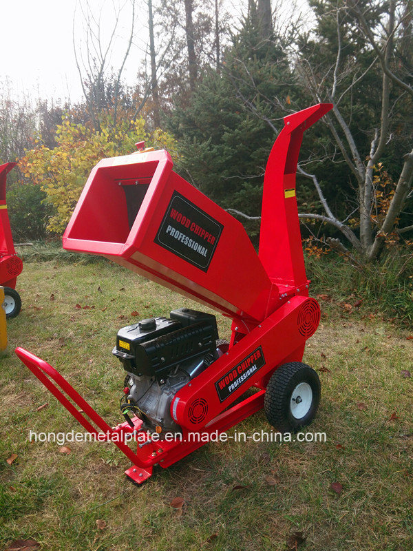 Garden Sheredder Wood Chipper with Ce Certification