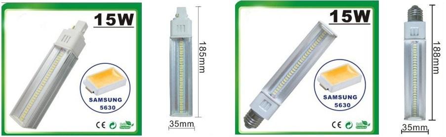 LED G24 LED Light LED G24 Pl Lamp (15W)