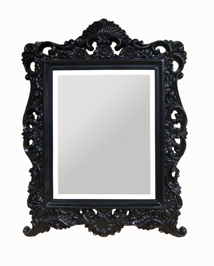 China pu mirror frame china pu mirror frame european for Mirror frame styles