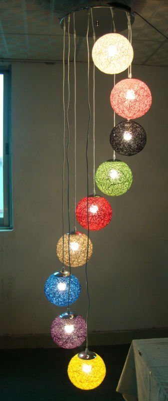china handcraft paper drop light zt s14 china pendant