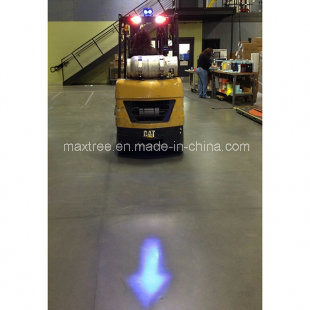Blue Arrows Beam Forklift Warning Light for Electric Pallet Truck