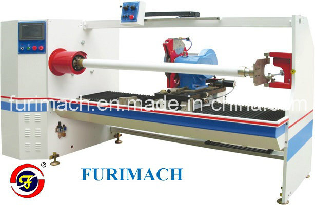 Single Tube Roll Cutting Machine /Masking Paper Tape Cutting Machine