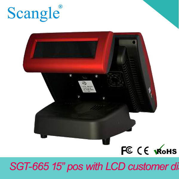 "High Quality 15"" Touch Screen POS TPV All in One POS"