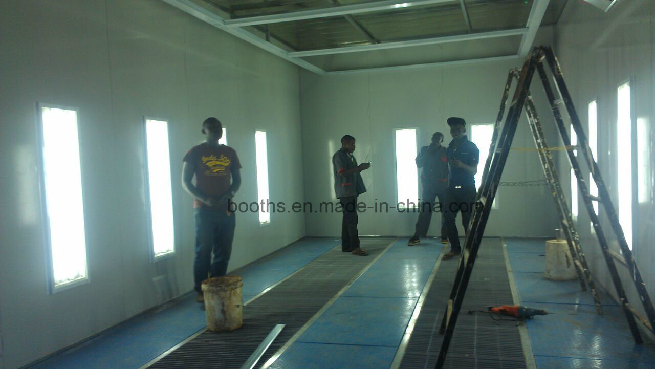 Factory Price Used Car Paint Booth Heaters