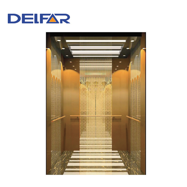 Efficient and Energy Saving Passenger Elevator