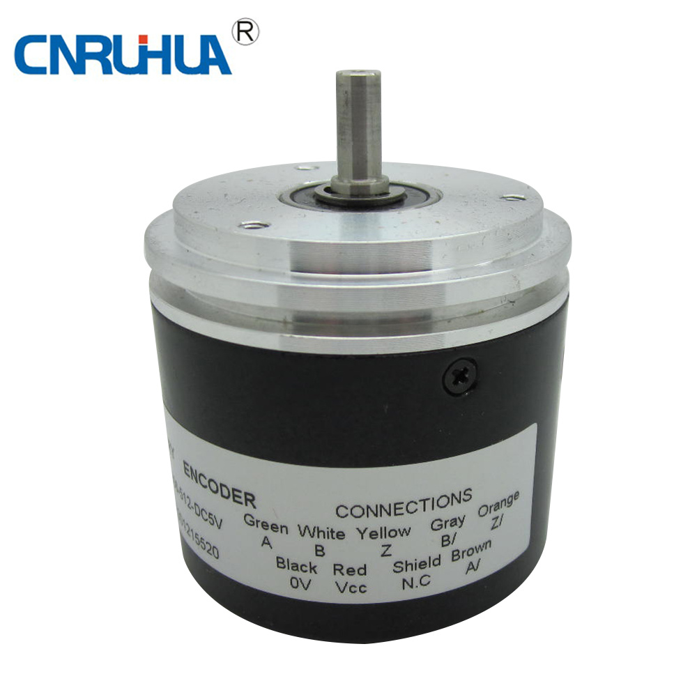 E1042ad6 Houring Diameter Is 42mm 17 Bit Absolute Position Encoder