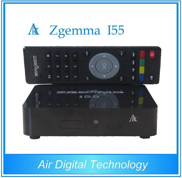 HD Original Linux OS Enigma2 USB WiFi Stalker Middleware IPTV Box Zgemma I55