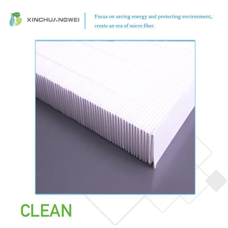 High Efficiency HEPA Filter Air Purifier Air Panel Filter