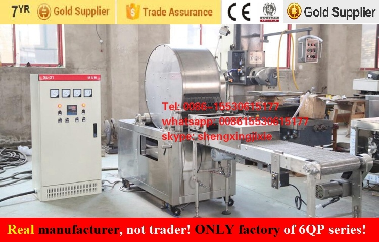 Automatic Arabic Samosa Pastry Machine/Algeria Spring Roll Pastry Machine/Injera Machine/Crepe Machine