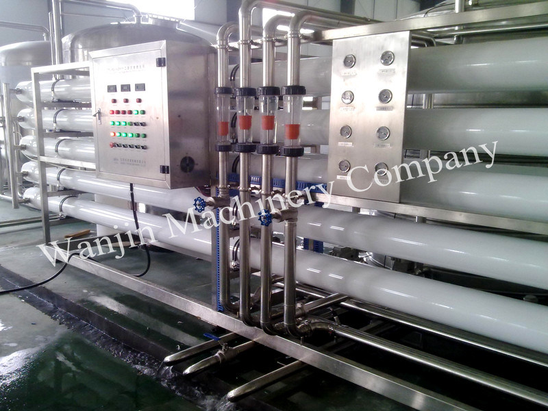 Water Treatment RO Plant Seawater Desalination Machinery
