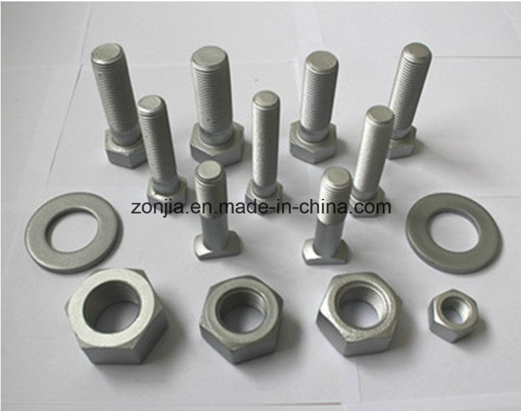 Hot Galvanized Bolt for Special Specification