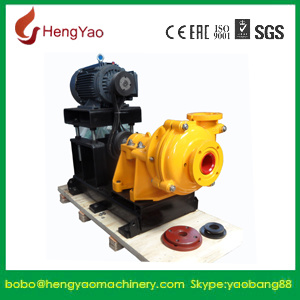Single-Stage Pump Structure Centrifugal Pump for Slurry Pump