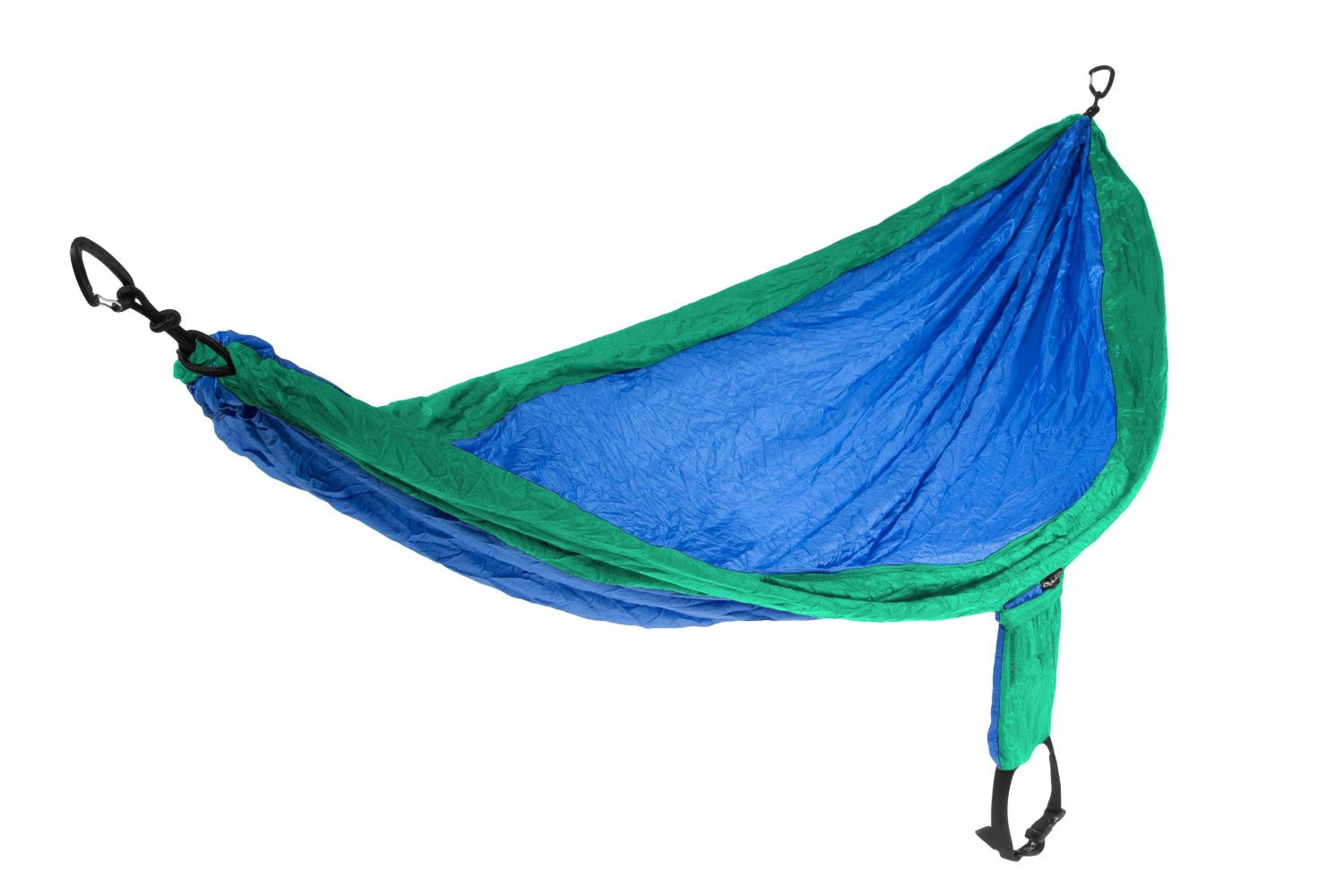 Carries Ultralight Portable Foldable Hammock Bundled with Carabiners