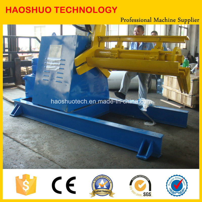 Metal Hydraulic Decoiler