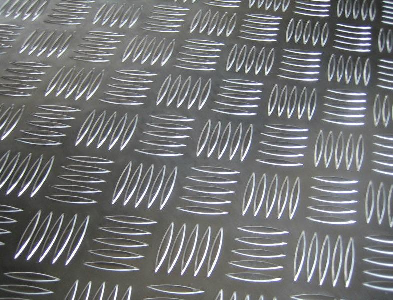 Aluminium/Aluminum Five Bar Sheet for Floor