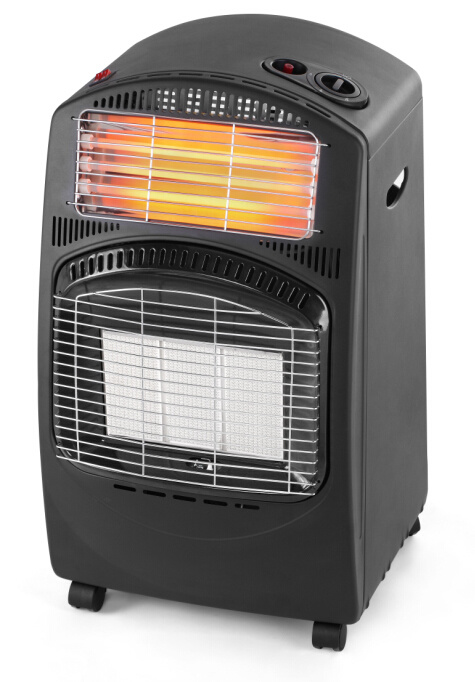 2 in 1 Gas Electric Portable Room Heater for Warmer