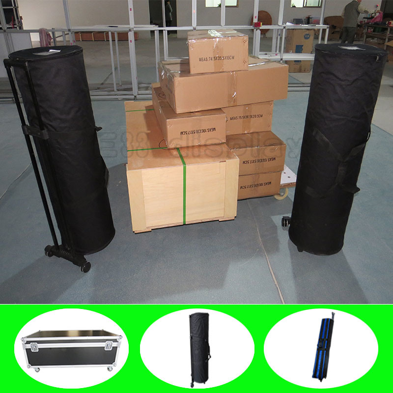 Custom Portable Modular DIY Trade Show Exhibition Advertising Display Equipment