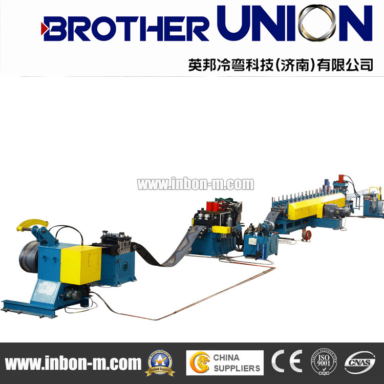 Speed Way Guard Rail Plate/Beam Roll Forming Line