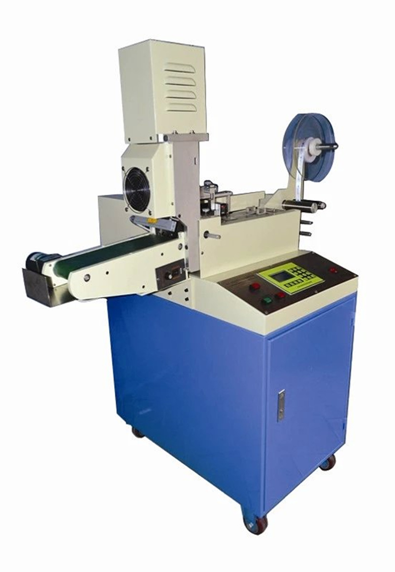 High Speed Ultasonic Digital Label Cutting Machine (ALC-203A)