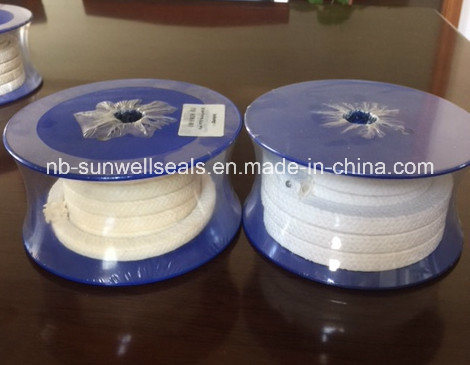 PTFE Braided Packing/Oil/Without Oil/Pure PTFE Yarn (SUNWELL)