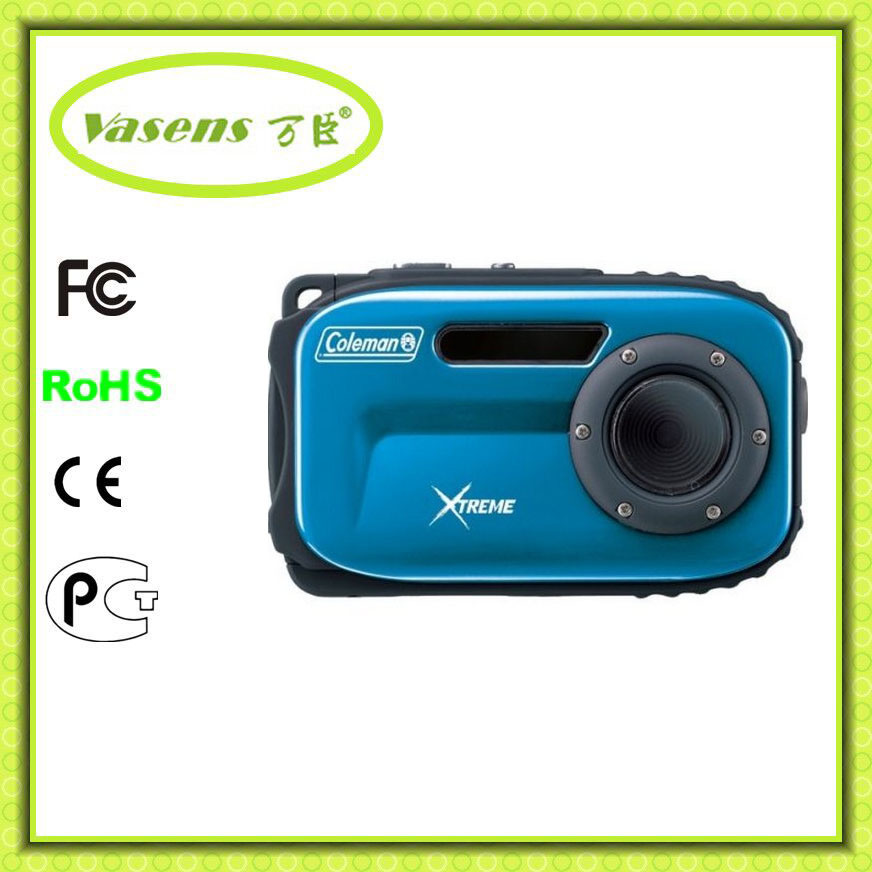 2.7′′ Inch Waterproof Digital Camera